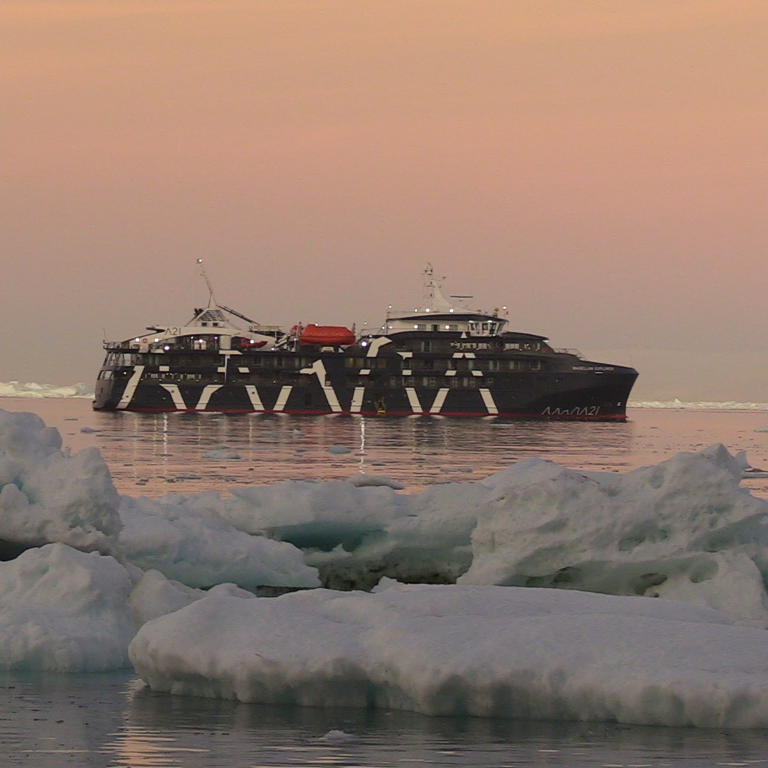 7 Nights Antarctica MV Magellan Explorer