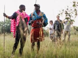 Alex Walker's Serian, Tanzania