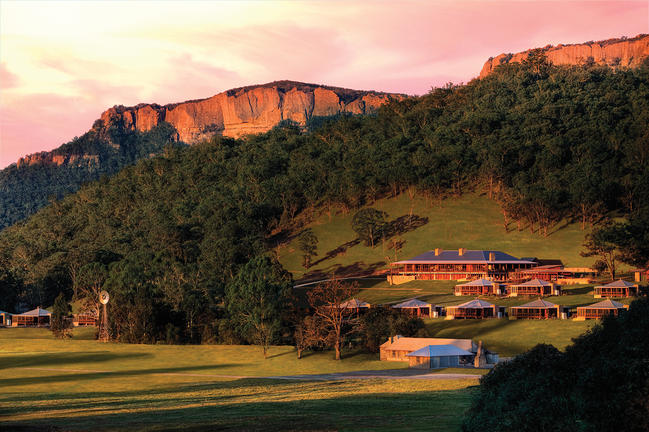 3 Nights Wolgan Valley Escape