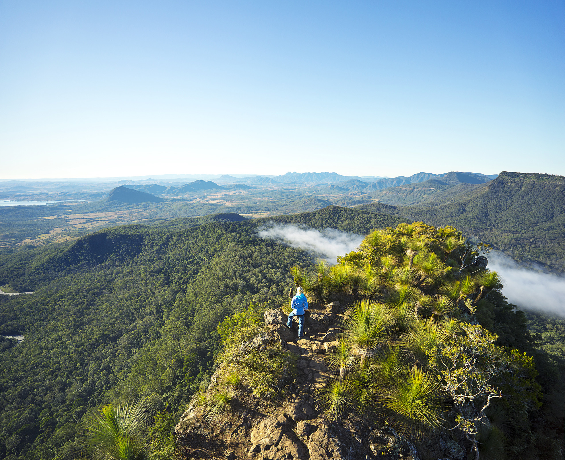 5 Nights Scenic Rim Walk- Queensland