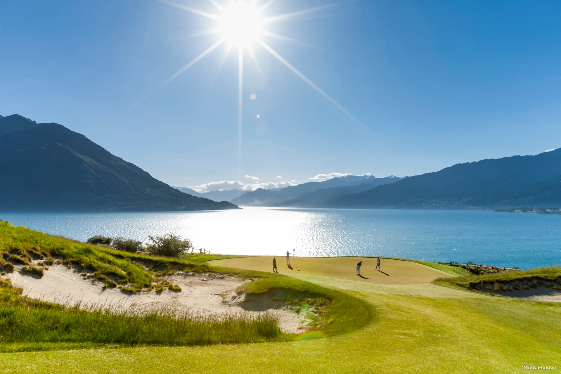 13 Nights Epic Tee Off in New Zealand