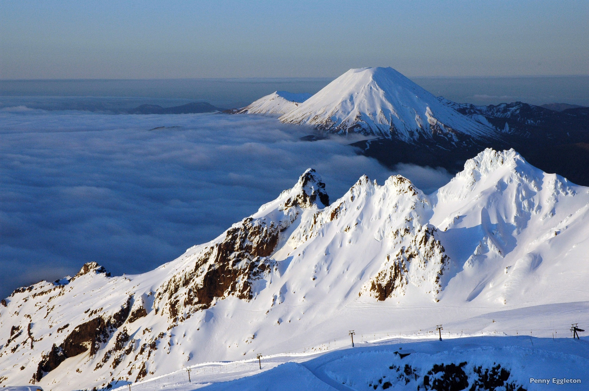 5 Nights Epic New Zealand Ski Itinerary